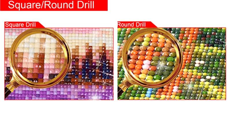 Full Square/Round Drill 5D DIY Diamond Painting Michael Jackson 3D Embroidery Cross Stitch Mosaic Rhinestone HYY