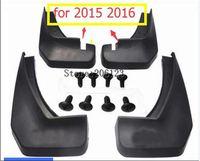 4PCS Mudguard For 2012 13 17 CHANGAN CS35 Fender mud flaps Car styling Set soft Plastic Splash Guards Accessories special fender