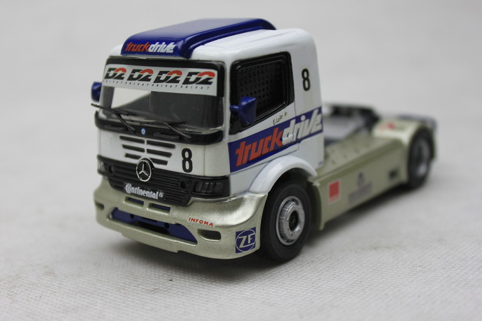 Saica 1 43 RACE truck tractor model toy 2