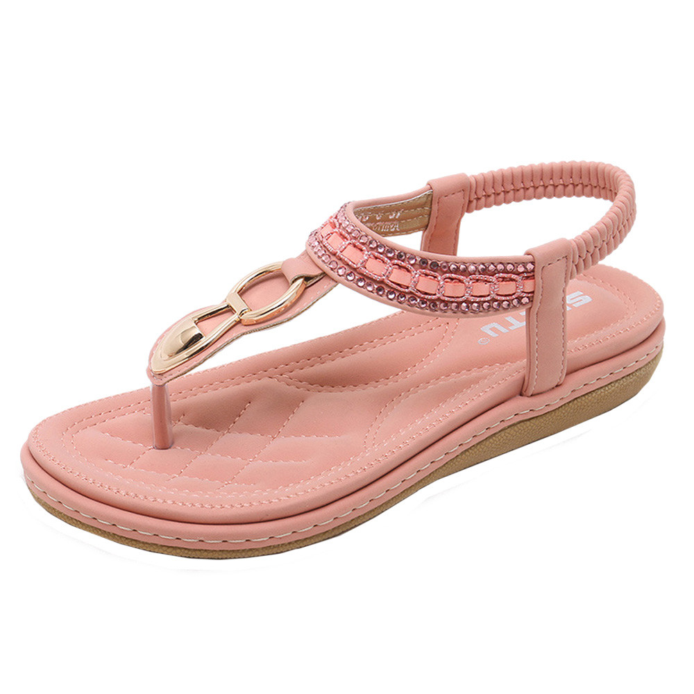 Flip Flops Sandals For Women New Summer Shoes Slippers Female Fashion Shoes Beach Shoes Slippers Sandles Clip toe shoe