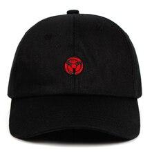 Какаши Учиха Обито Шаринган папа шляпа хлопок бейсболки вышивка Snapback шляпы любителей аниме Прямая поставка
