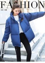 fashion winter warm Long Snow Wear Women Cotton Coat Long Sleeve Thick Coat Solid Casual Zipper Women Tops Warm Winter Clothes