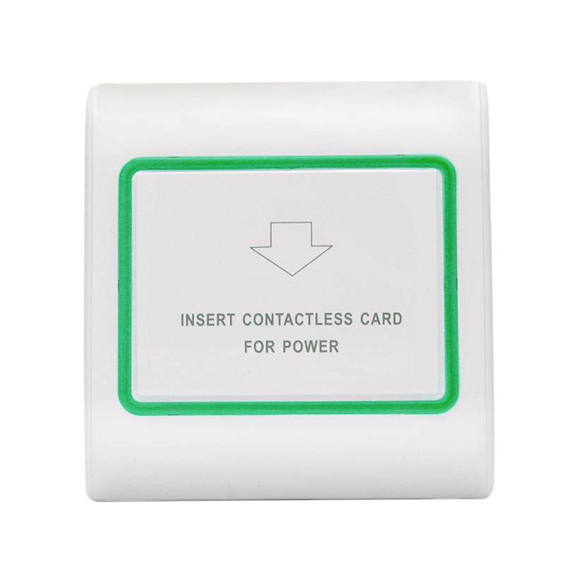 Security & Protection New Design Electric 125khz Insert Rfid Wall Energy Saving Hotle Key Switch With Card Liket5577/t5567/tk4100 Hiread Let Our Commodities Go To The World Access Control