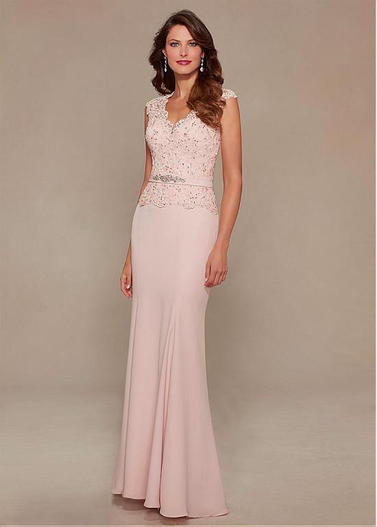 1d63ba9659a Hot Attractive Pink Appliques Beaded Long Mermaid Mother of the bride  dresses Plus Size Evening Dress