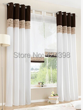 Green Curtains beige and green curtains : Compare Prices on Brown and Green Curtains- Online Shopping/Buy ...