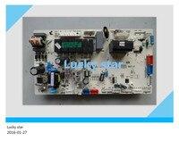 95% novo para haier ar condicionado placa de circuito computador 0011800167f bom trabalho|board clock|board bmw|board buggy -