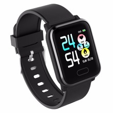 51a1dbb5e98 New Smart Watch Heart Rate Monitor Blood Pressure Fitness Tracker Smartwatch  Sport Waterproof Watch For Android
