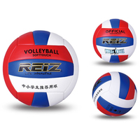 High quality professional soft volleyball training ball official scale for children outdoor volleyball training gifts