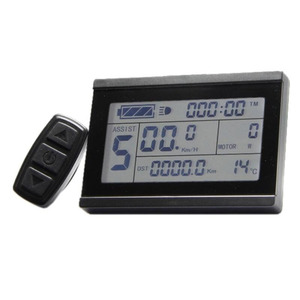 Image 4 - ไฟฟ้าจักรยาน 24V 36V 48V 60V 72V อัจฉริยะ KT LCD3 จอแสดงผล eBike จักรยาน LCD ควบคุมแผงกันน้ำตัวเลือก