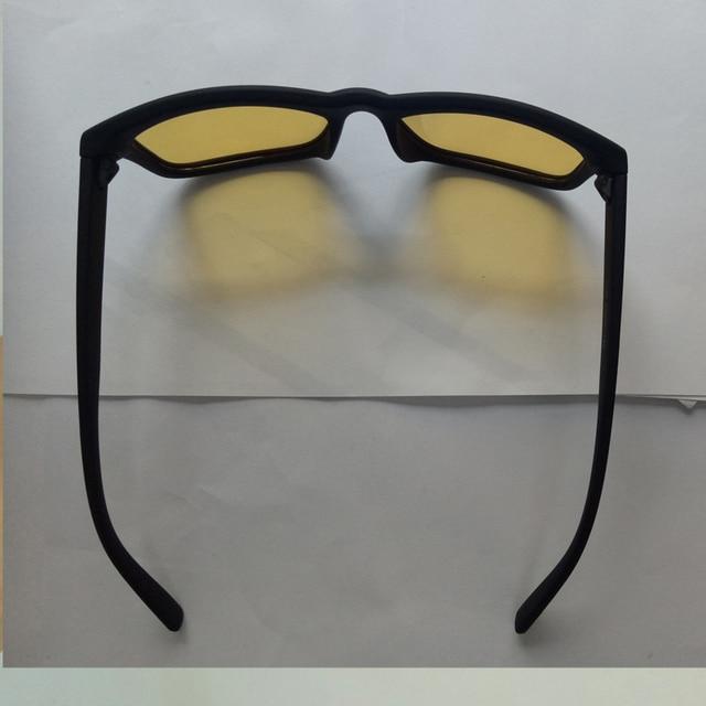 Men's Night Vision Glasses for Driving Anti-Glare Polarized Lens 5