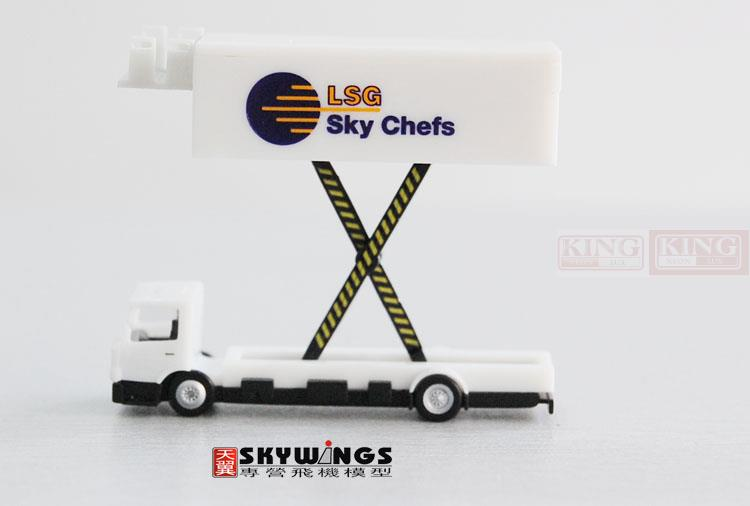 Herpa 550987 1:200 jetliners commercial Restaurant Catering vehicle ground plane model hobby solomon s oyelere model predictive control schemes for autonomous ground vehicle