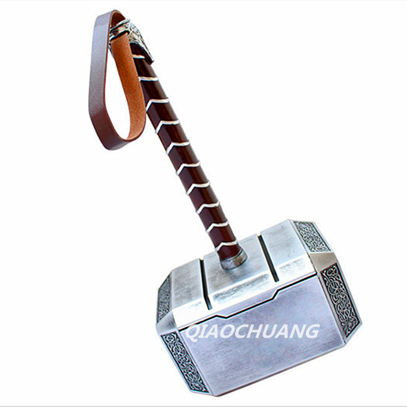 avengers weapon superhero thor hammer 1 1 mjolnir cosplay