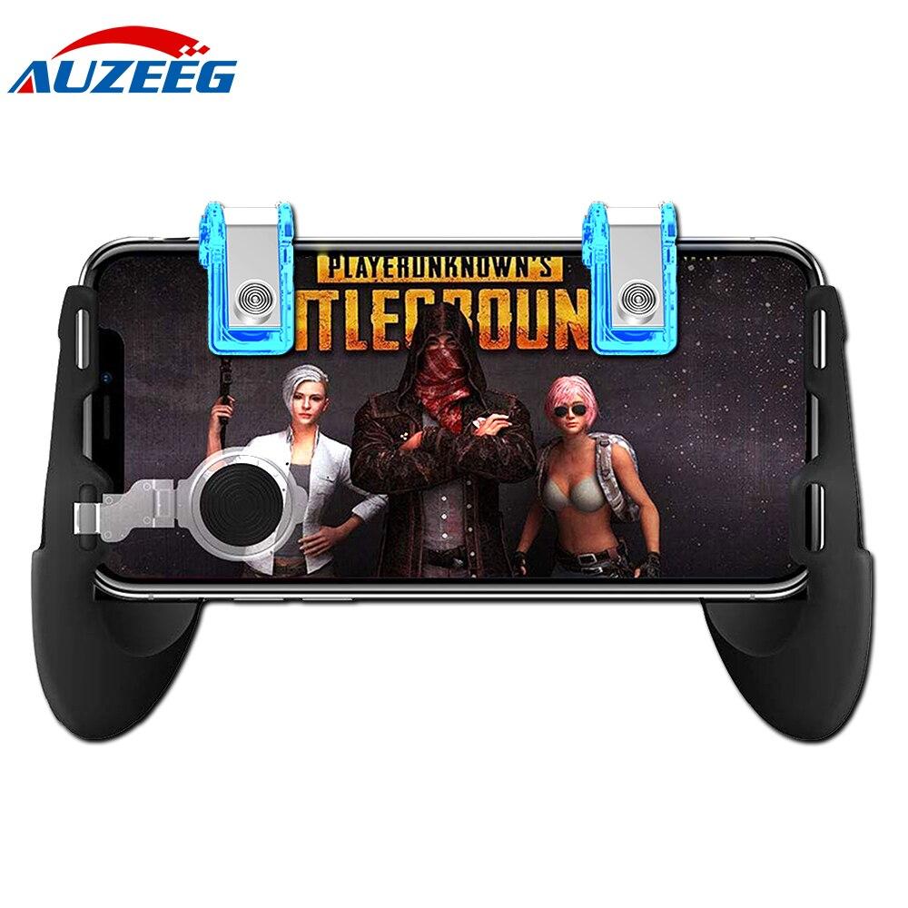 Spiel controller Handy Gamepad Grip Für Xiaomi Huawei Iphone Samsung Smartphone Spiel Joystick Controller Für Pubg Spiele