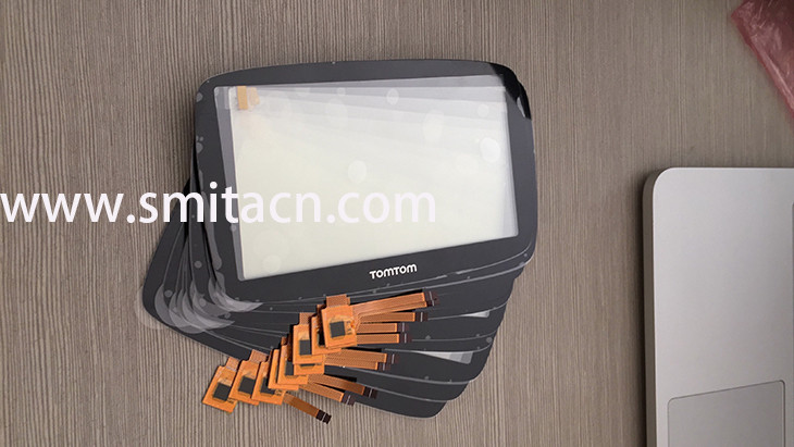 10-7 TOMTOM go 500 capacitive touch screen
