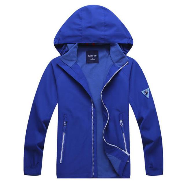 Children Kids Jackets Baby Boys Girls Soft-shell Polar Fleece Jackets Windproof Waterproof Jackets Coats New 2019 Spring Autumn