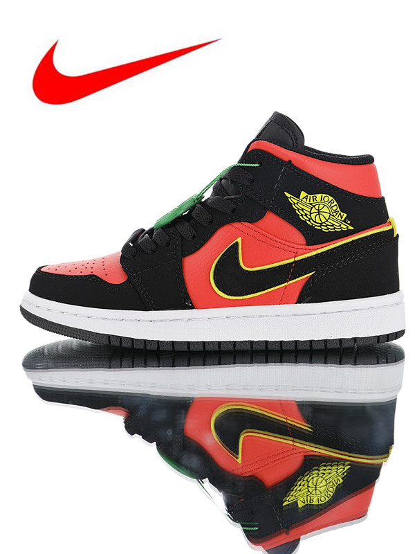 259bd28d7d4c Original Nike Air Jordan 1 Mid