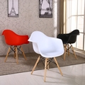 Living Room Furniture for Home Table Casual Plastic Dining Chair Leisure Chair Fashion Modern Bedroom Simple Modern 4PCS