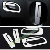 SUS304 Aço Inoxidável Maçaneta Da Porta Guarnição Decore Car Styling Acessórios Capa Para Nissan NV350 CARAVANA E26|accessories for|accessories for nissan|accessories accessories -