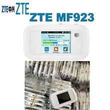 Лот 100 шт. 150 Мбит/с zte MF923 карман 4 г модем Wi-Fi маршрутизатор мобильного сим-карты