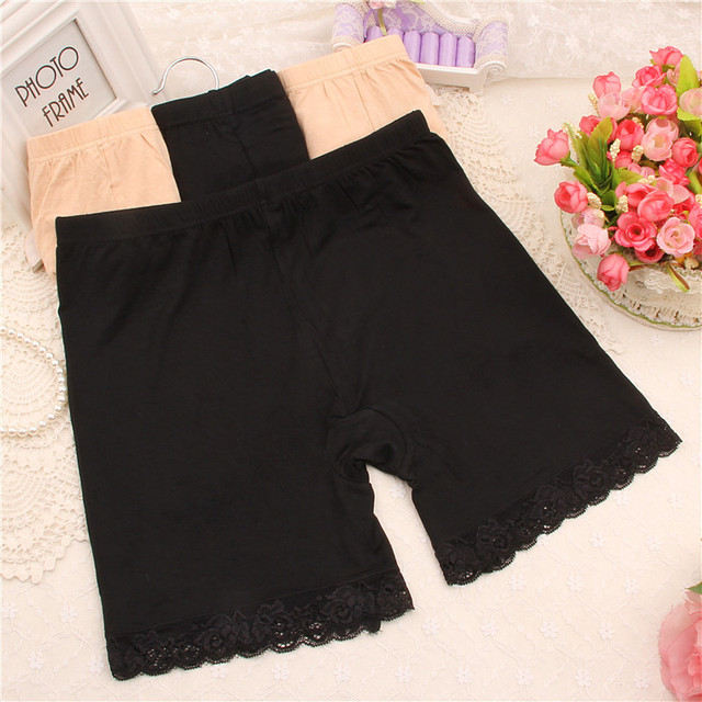 Sizes Short 2 3 New Colors underwear Lace Safety Pants Hot Sexy Women Sale Trousers Fashion women's panties