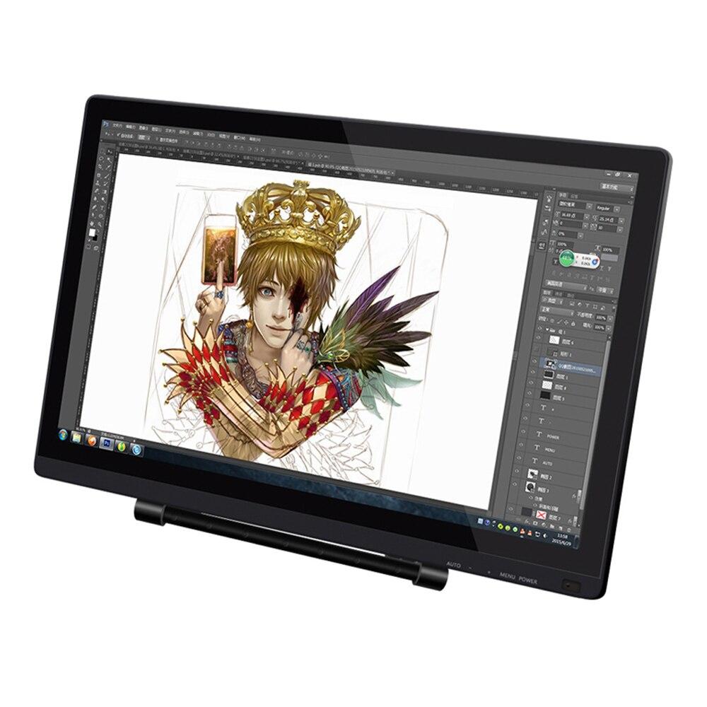 UGEE UG-2150 21,5 ''IPS pantalla P50S pluma dibujo inteligente tableta 5080LPI resolución tableta de dibujo gráfico 1080 p HD Display monitor