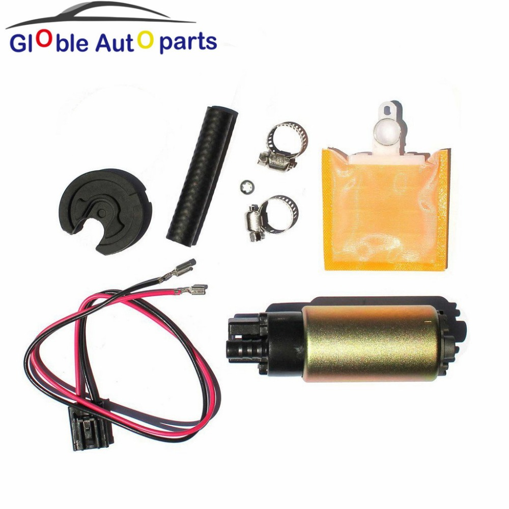 12v fuel pump 125lph for ford mitsubishi 3000gt i miev. Black Bedroom Furniture Sets. Home Design Ideas