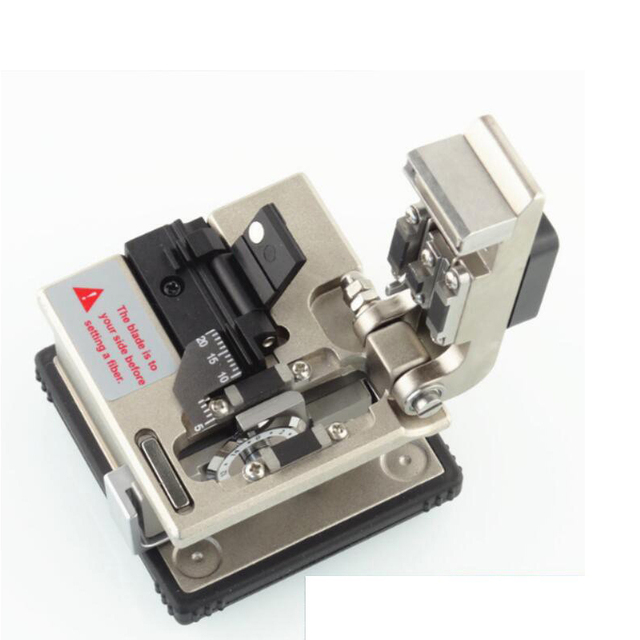 Оригинальный комплект Proskit FB 1688 волоконно оптический Кливер Резак волоконный Кливер FB 1688 16 граней режущий инструмент с использованием 48000 раз Кливер
