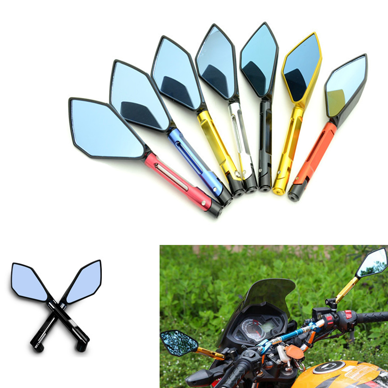 CNC Aluminum Mirror Accessories Motorcycle Side Rearview Mirrors For KTM 390 690 SMC 950 200 125 1290 990 Super Duke R SMT SMR