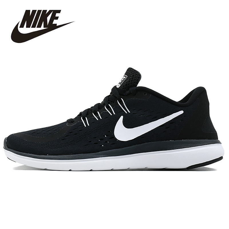 NIKE Original New Arrival Womens Running Shoes Breathable Comfortable For Women#898476-001 nike original new arrival mens skateboarding shoes breathable comfortable for men 902807 001