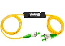 Fiber Optic FBT Splitter FC/APC Connector 1x2 SM 1310/1550nm fbt mitus 152