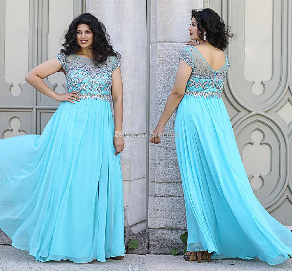 plus size dresses for special occasions with sleeves