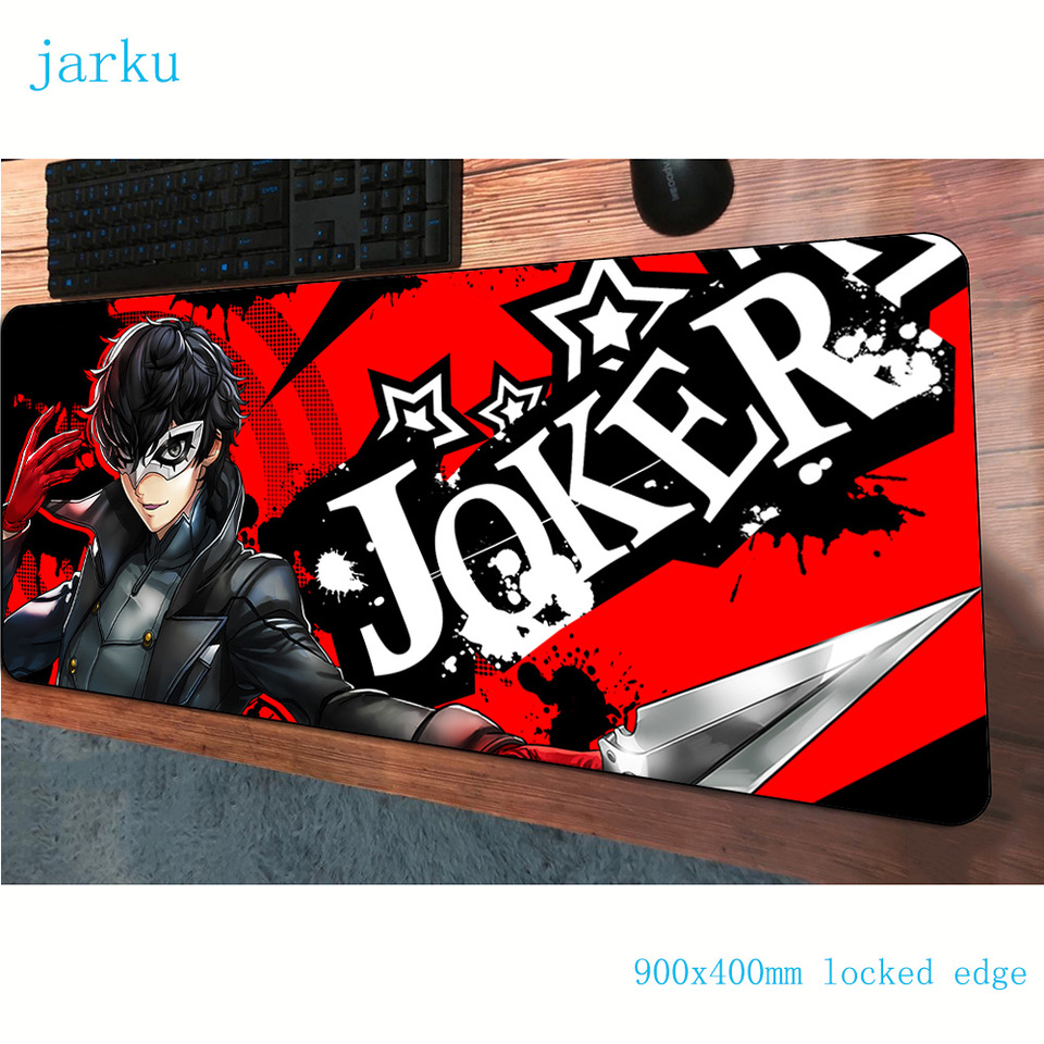 Persona 5 Anime XLarge Mouse Pad Mat Playmat Keyboard Game Mat 40X70CM