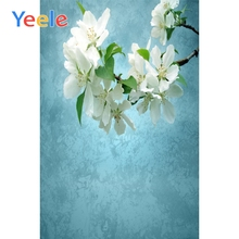 Yeele Natural Flower Poster Baby Pet Doll Props Scene Photography Background Banner Vinyl Kid Photographic Studio Photo Backdrop