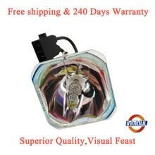 A + qualidade e 95% brilho lâmpada do projetor elplp41 para epson s62/EB S6/EB S6LU/EB TW420/EB W6/EB X6/EB X62/EB X6LU