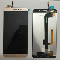 5.5 Inch Black White Gold For Cubot Note S LCD Display+Touch Screen Digitizer Assembly Replacement Part