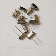 Crystal Resonator HC-49S Quartz 100pcs 2-Feet Line of Authentic