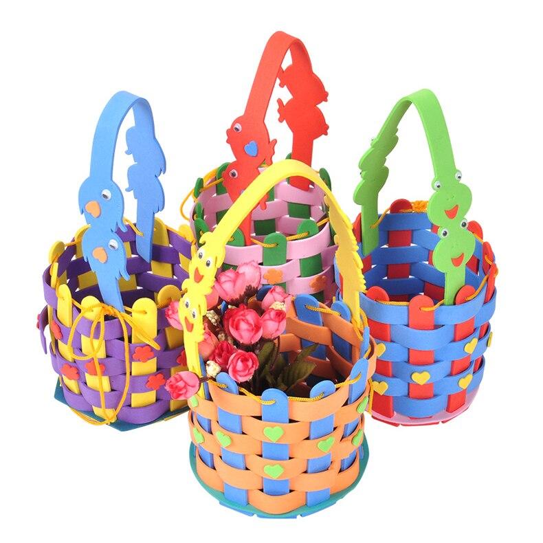 Flower Baskets Crossword Clue : Get cheap flower crafts kids aliexpress