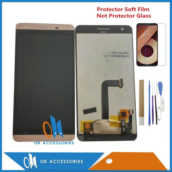 Высокое качество для Cubot X15 ЖК дисплей + сенсорный экран планшета золото черный, белый цвет с наборы