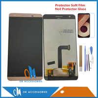 Calidad Original para pantalla LCD Cubot X15 con Sensor de digitalizador de pantalla táctil color oro blanco con Kits