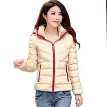 2018 Women Autumn Winter Short Coats