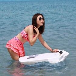 5-15 KM/H Unter Wasser Meer Roller, wasserdicht 3200W Elektrische SeaScooter schnelle Geschwindigkeit Unterwasser Propeller Tauchen Pool Roller S5P