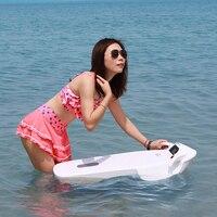 Barato Scooter de 5 15 KM H bajo el agua impermeable 3200W SeaScooter velocidad rápida hélice subacuática
