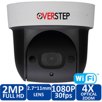 wifi wireless ip camera DH SD29204T GN W ONVIF IP PTZ 2MP Mic mini PTZ Dome Camera with audio 50m night vision SD29204T GN W