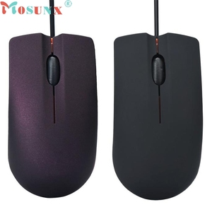Wired Mouse for Lenovo USB Pro Gaming Mouse Optical Mice For Computer PC Mouse Mice MOSUNX Futural Digital Drop Shipping F23