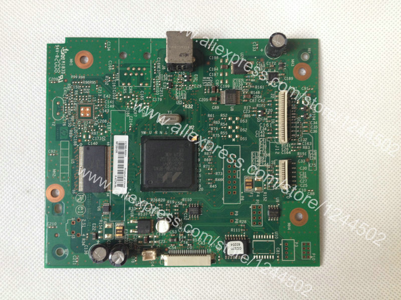 Logic board formatter board for HP M1120 CC390-60001 631 0347 m40a mlb 820 1900 a oem logic board 1 83 t2400 ghz for m mini a1176 emc 2108 ma608 gma 950 64m