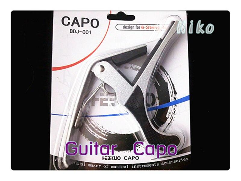 4796f0e819d New Folk Acústico Elétrico Guitarra Provocar A Mudança Capo Chave Grampo Frete  Grátis