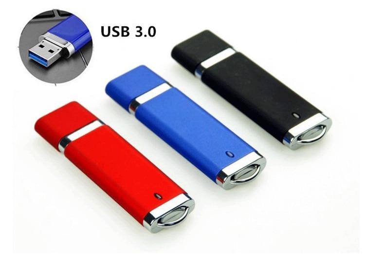 3 couleurs Haute Vitesse Dispositif USB 3.0 Flash Drives Pendrive 64 GB 32 GB 16 GB 8 GB Stylo Pilote Personnalisé Clef USB Flash Clés Usb