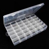 36 Compartimento Ranura Ajustable Joyas Caja De Almacenamiento Organizador Caja Contenedor MAYITR