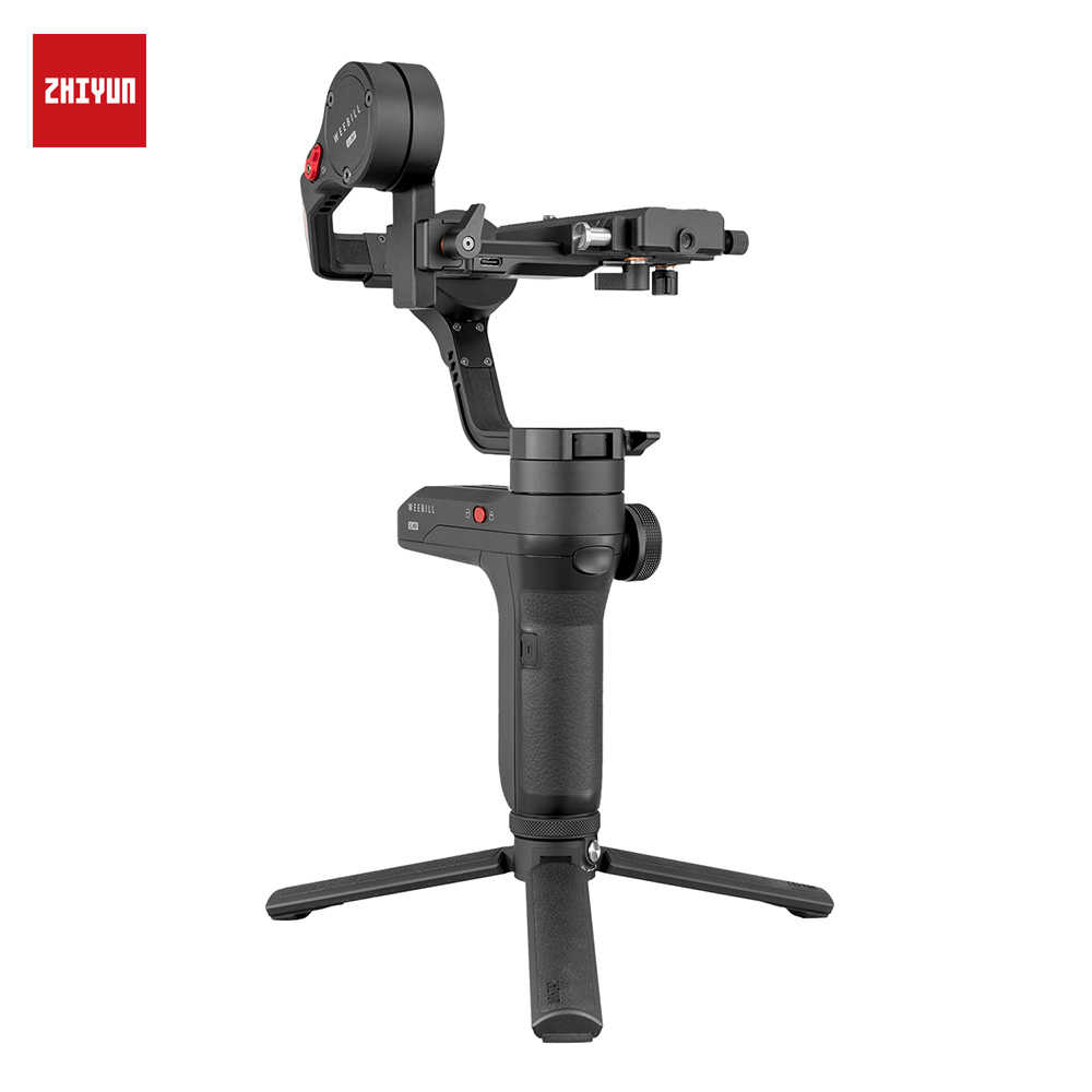 Zhiyun Weebill Lab 3-Axis Handheld Gimbal Stabilizer Anti-shake Low Angle Photography Stabilizer Bag for Sony Mirrorless Cameras