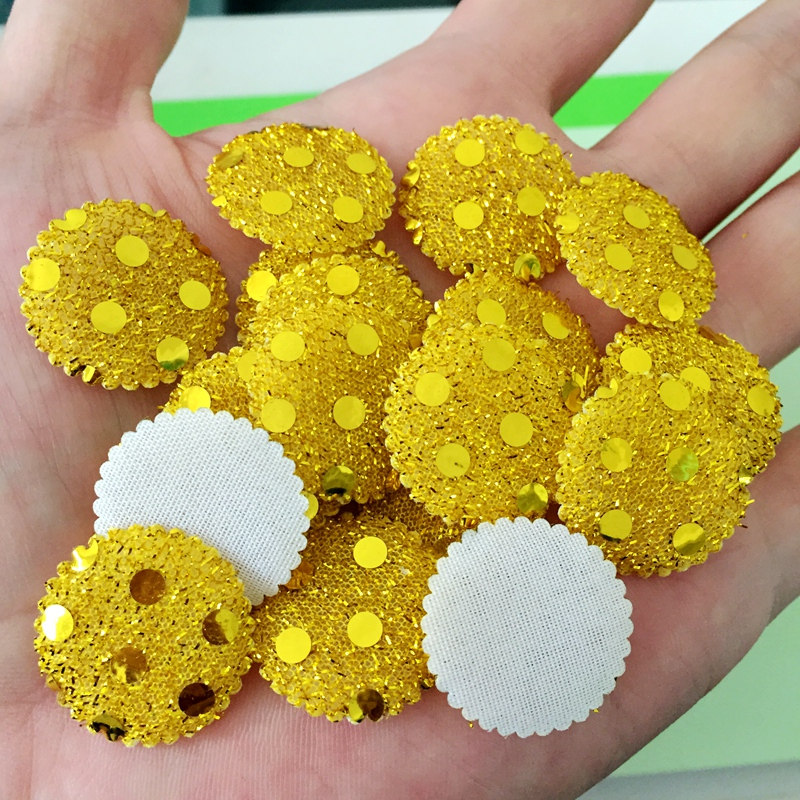 Hot 20 mm golden round applique qatar uae patches riverdale party hot 20 mm golden round applique qatar uae patches riverdale party dress wedding decorationhand stitch 500pcslot c43a5 in patches from home garden on junglespirit Images
